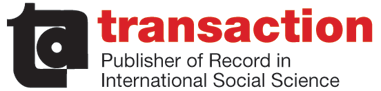 transaction publishers of record in international social science