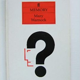 Memory Mary Warnock