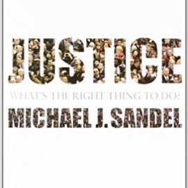 Justice: What's the Right Thing to Do